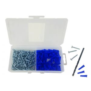 Conical Plastic Anchor Kit